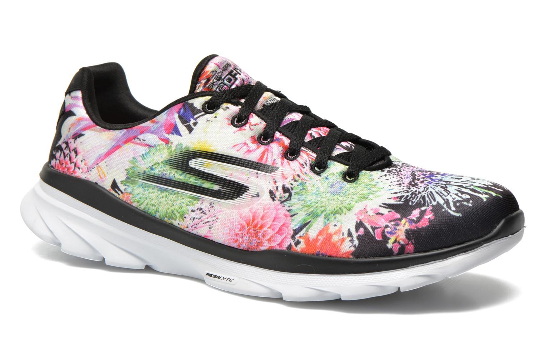 Chaussures de sport Skechers Go Fit Tr - Bayrose 14091 Multicolore vue détail/paire