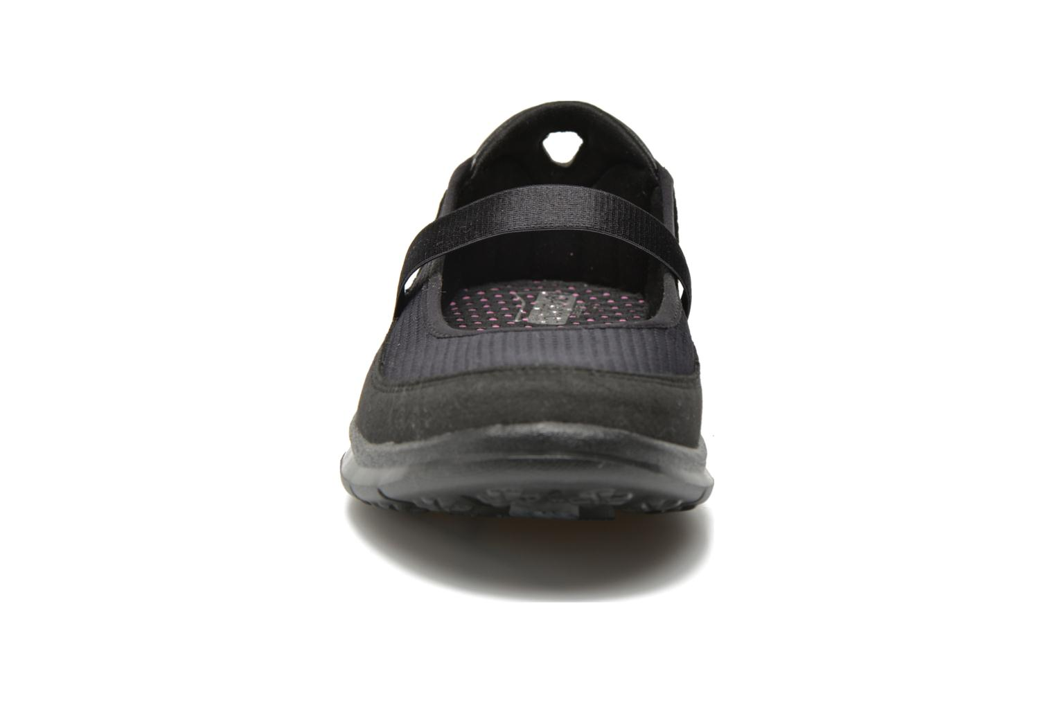 Ballerina's Skechers Go Step - Original 14213 Zwart model