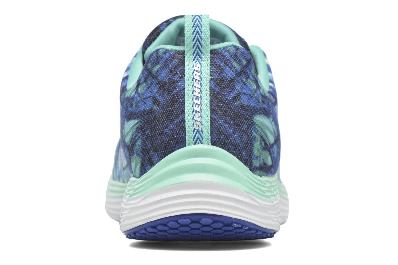 Zapatillas de deporte Skechers Valeris - Mai Tai 12222 Azul vista lateral derecha
