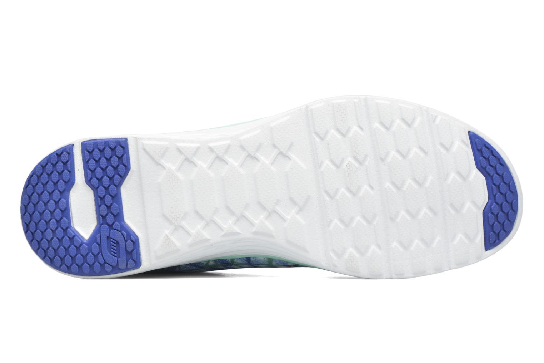 Zapatillas de deporte Skechers Valeris - Mai Tai 12222 Azul vista de arriba