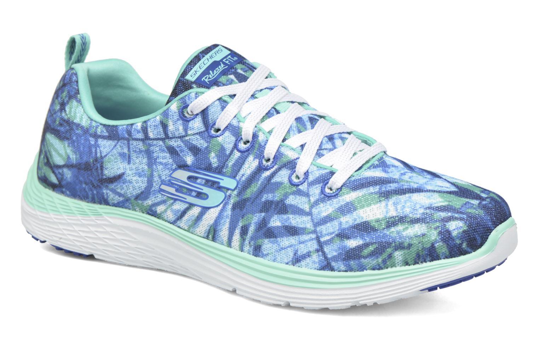 Chaussures de sport Skechers Valeris - Mai Tai 12222 Bleu vue détail/paire