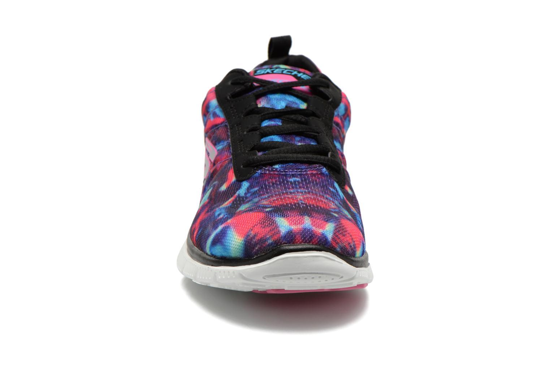 Chaussures de sport Skechers Flex Appeal-Cosmic Rays 12447 Multicolore vue portées chaussures