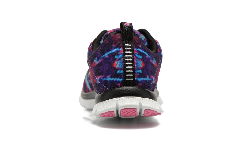 Chaussures de sport Skechers Flex Appeal-Cosmic Rays 12447 Multicolore vue droite