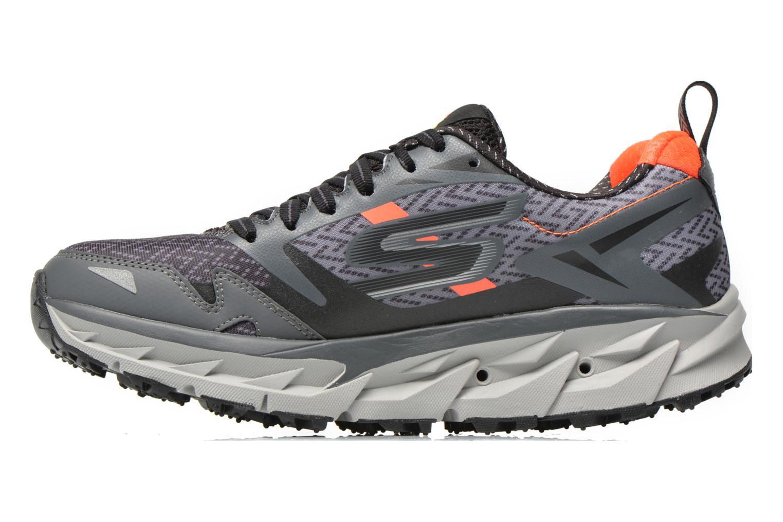 Chaussures de sport Skechers Go Trail Ultra 3 54110 Gris vue face