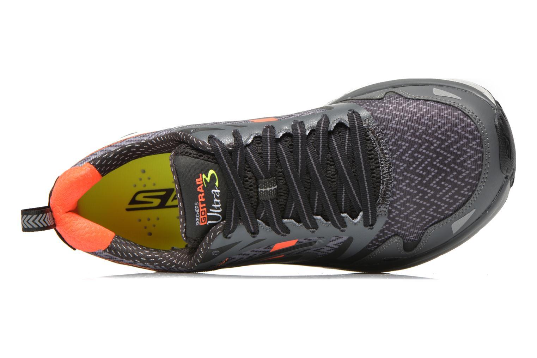 Chaussures de sport Skechers Go Trail Ultra 3 54110 Gris vue gauche