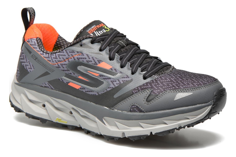 Chaussures de sport Skechers Go Trail Ultra 3 54110 Gris vue détail/paire