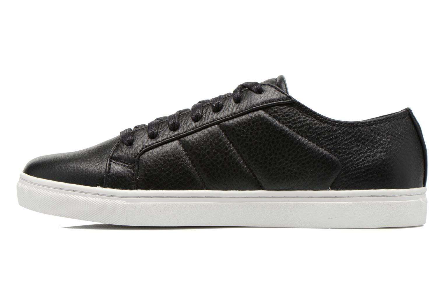 Trainers Skechers Venice 68506 Black front view