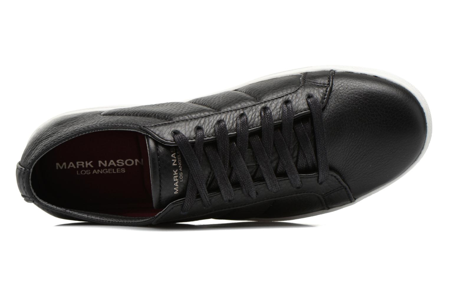 Trainers Skechers Venice 68506 Black view from the left