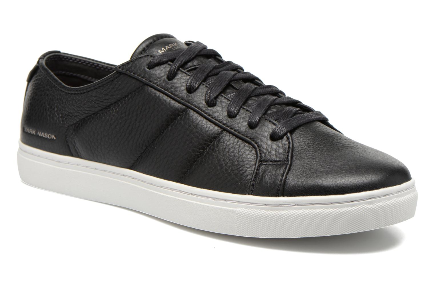 Trainers Skechers Venice 68506 Black detailed view/ Pair view