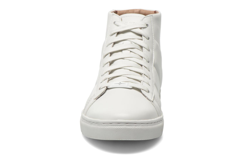 Baskets Skechers Culver 68507 Blanc vue portées chaussures