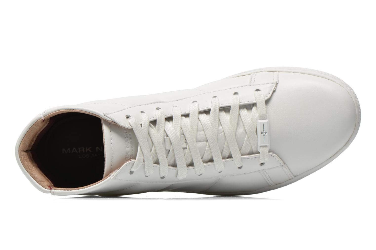 Trainers Skechers Culver 68507 White view from the left