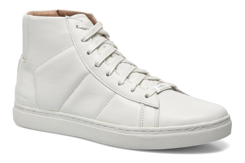Baskets Skechers Culver 68507 Blanc vue détail/paire