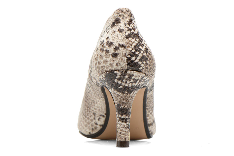 Zapatos de tacón Georgia Rose Selina Multicolor vista lateral derecha