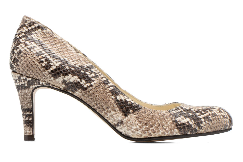 Zapatos de tacón Georgia Rose Selina Multicolor vistra trasera