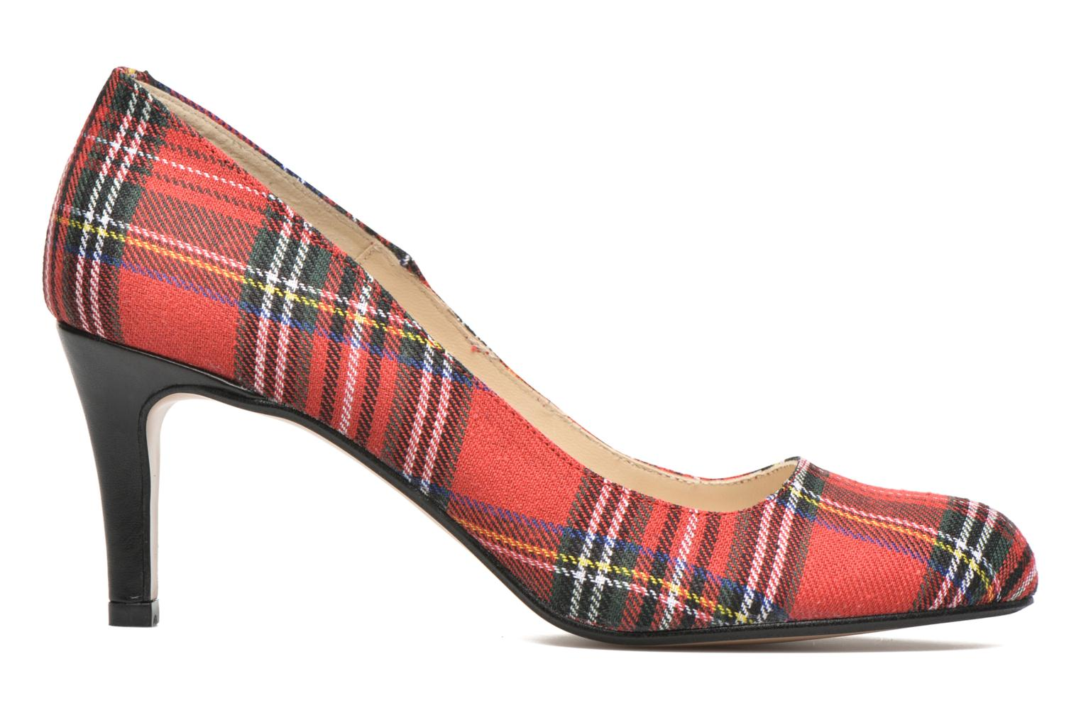 High heels Georgia Rose Selina Multicolor back view