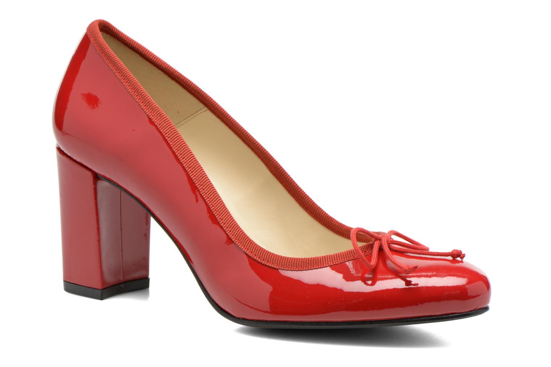 Zapatos promocionales Georgia Rose Sabib (Rojo) - Zapatos de tacón   Descuento de la marca