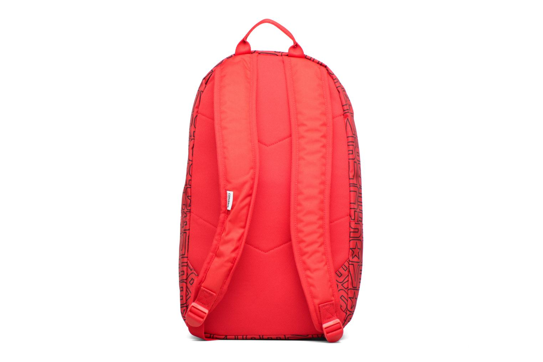 Rucksäcke Converse Core Poly Backpack M weinrot ansicht von vorne
