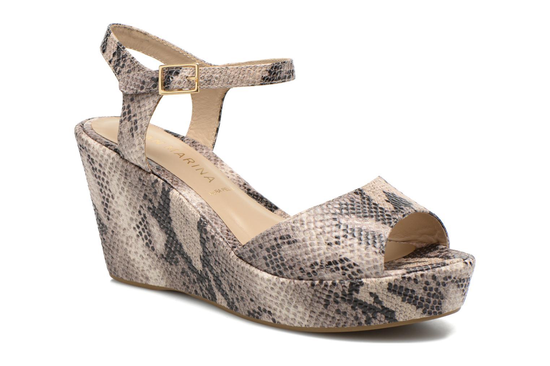 Zapatos promocionales San Marina Vegria/Serp (Multicolor) - Sandalias   Zapatos casuales salvajes