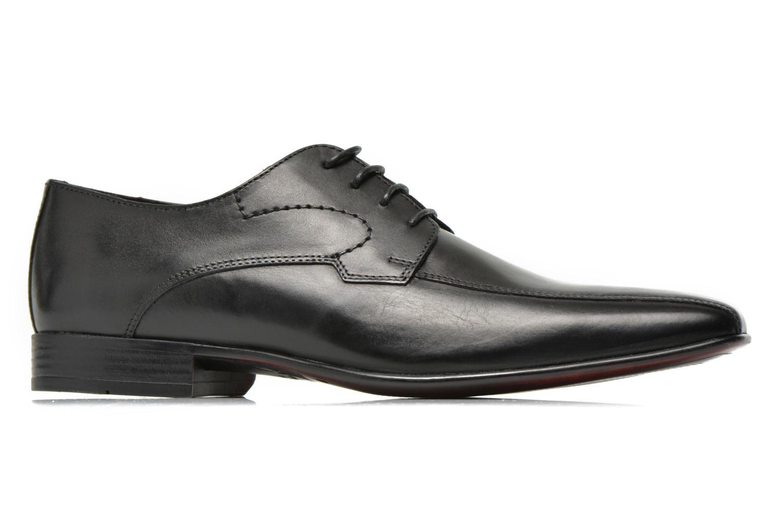 Zapatos con cordones San Marina Acero Negro vistra trasera
