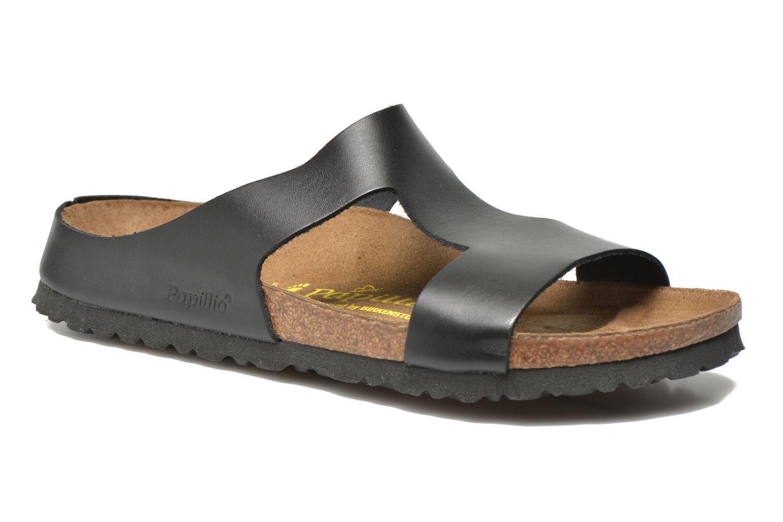 Charlize - Sandales en cuir - noir NZWidF8
