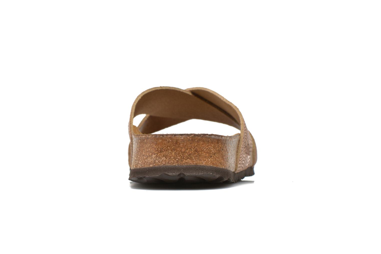 Mules & clogs Papillio Daytona Cuir Nubuck W Brown view from the right
