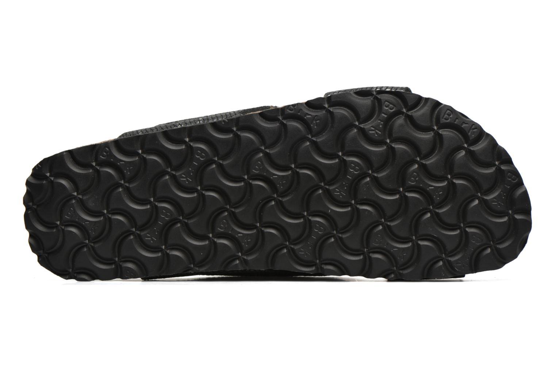 Clogs & Pantoletten Papillio Daytona Cuir Nubuck W schwarz ansicht von oben