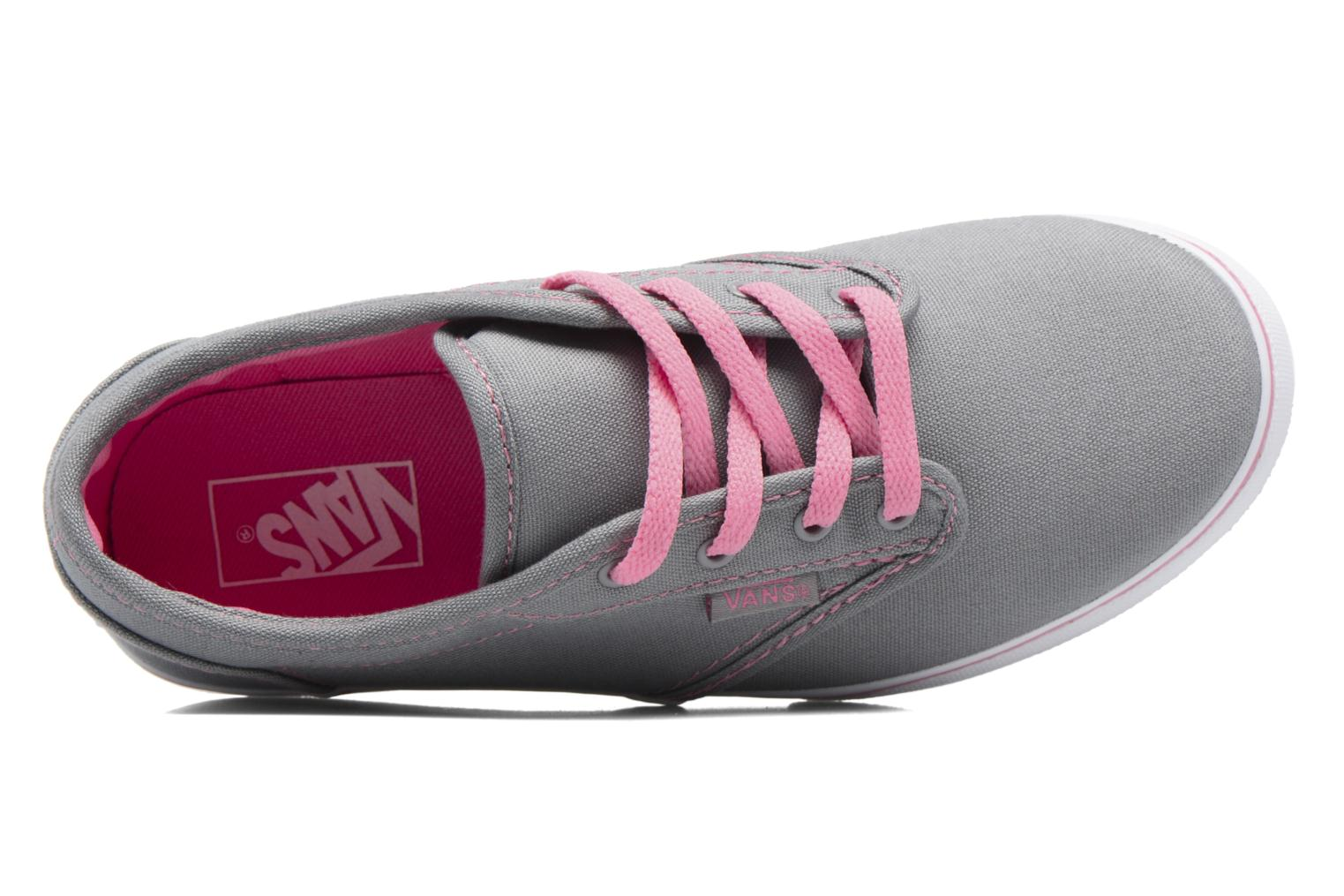 Sneakers Vans Atwood Deluxe Grigio immagine sinistra