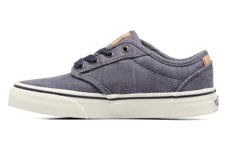 Sneakers Vans Atwood Deluxe Azzurro immagine frontale