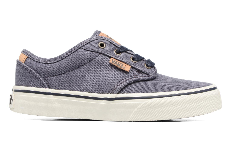Sneakers Vans Atwood Deluxe Azzurro immagine posteriore
