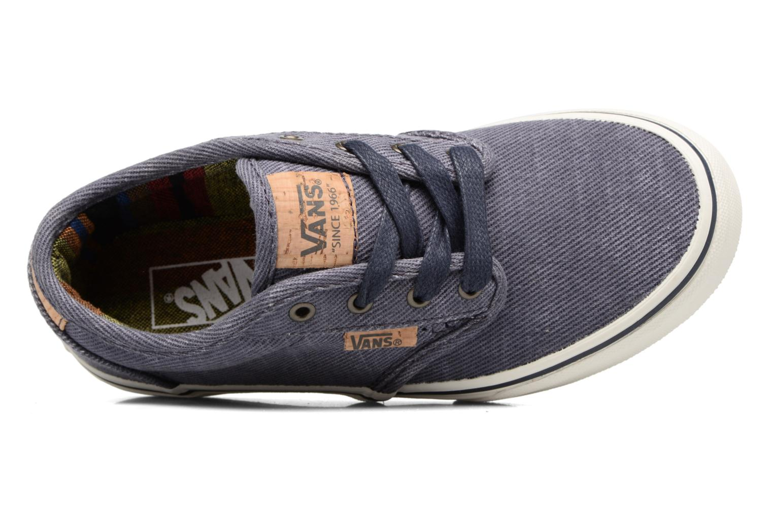 Sneakers Vans Atwood Deluxe Azzurro immagine sinistra