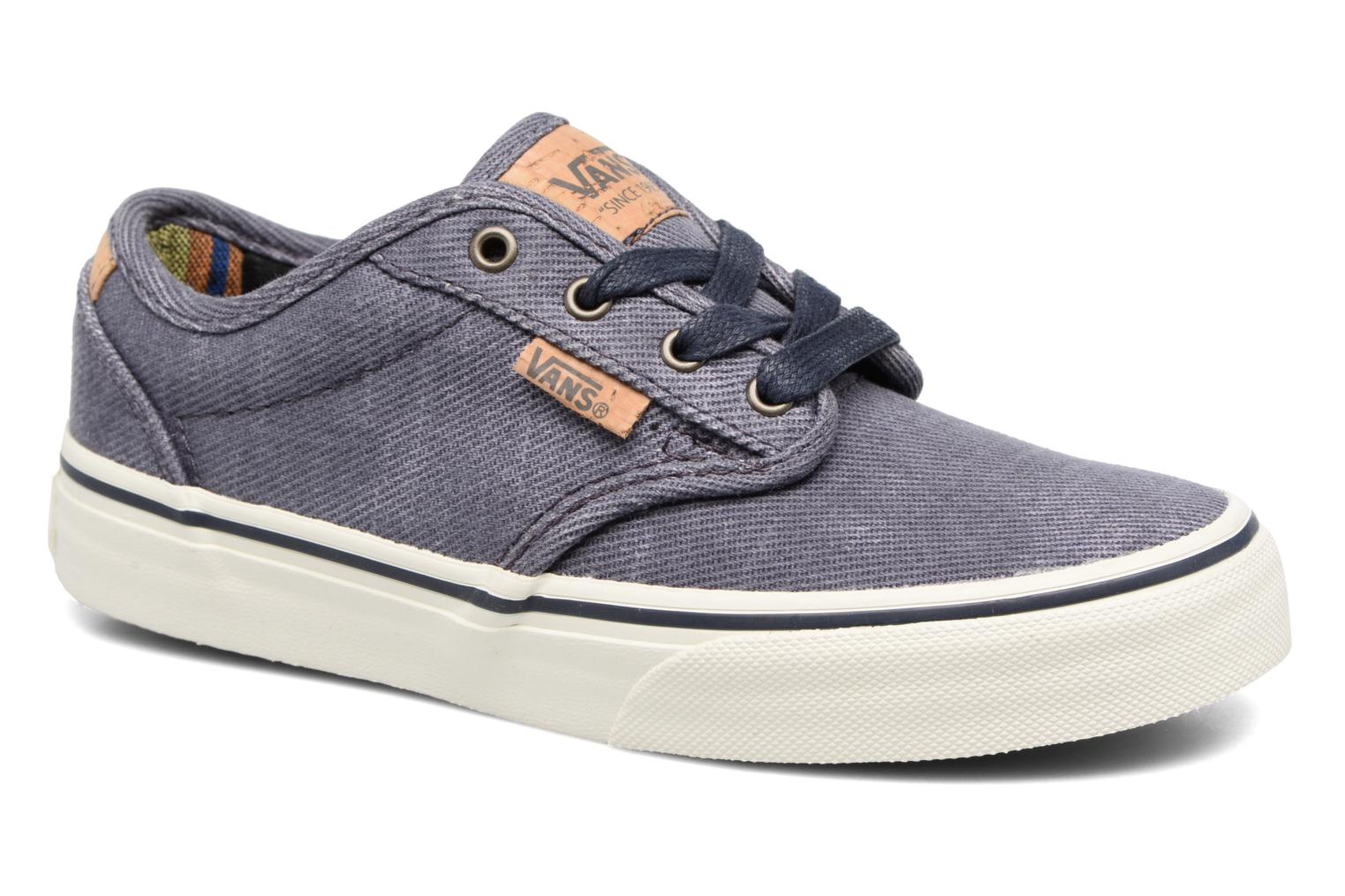 Atwood Deluxe (Washed Twill) Navy/Marshmallow