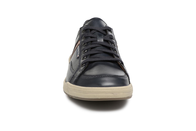 Sneakers Mephisto Rodrigo Blauw model