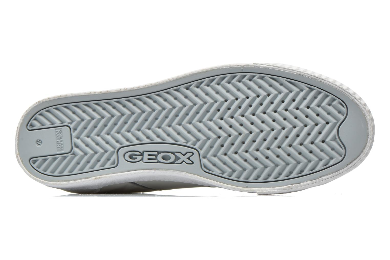 Sneakers Geox J Smart Girl J52F4A Wit boven