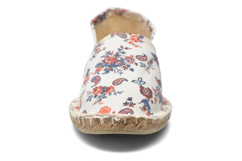 Espadrilles Arsène Bandana Multicolore vue portées chaussures