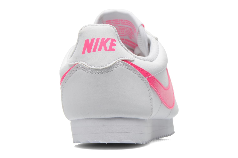 Sneaker Nike Nike Cortez (Gs) weiß ansicht von rechts