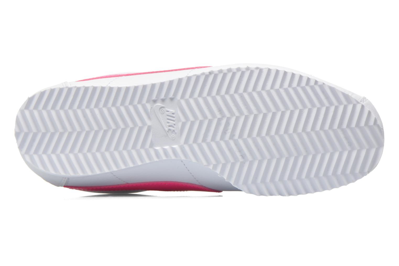 Sneaker Nike Nike Cortez (Gs) weiß ansicht von oben
