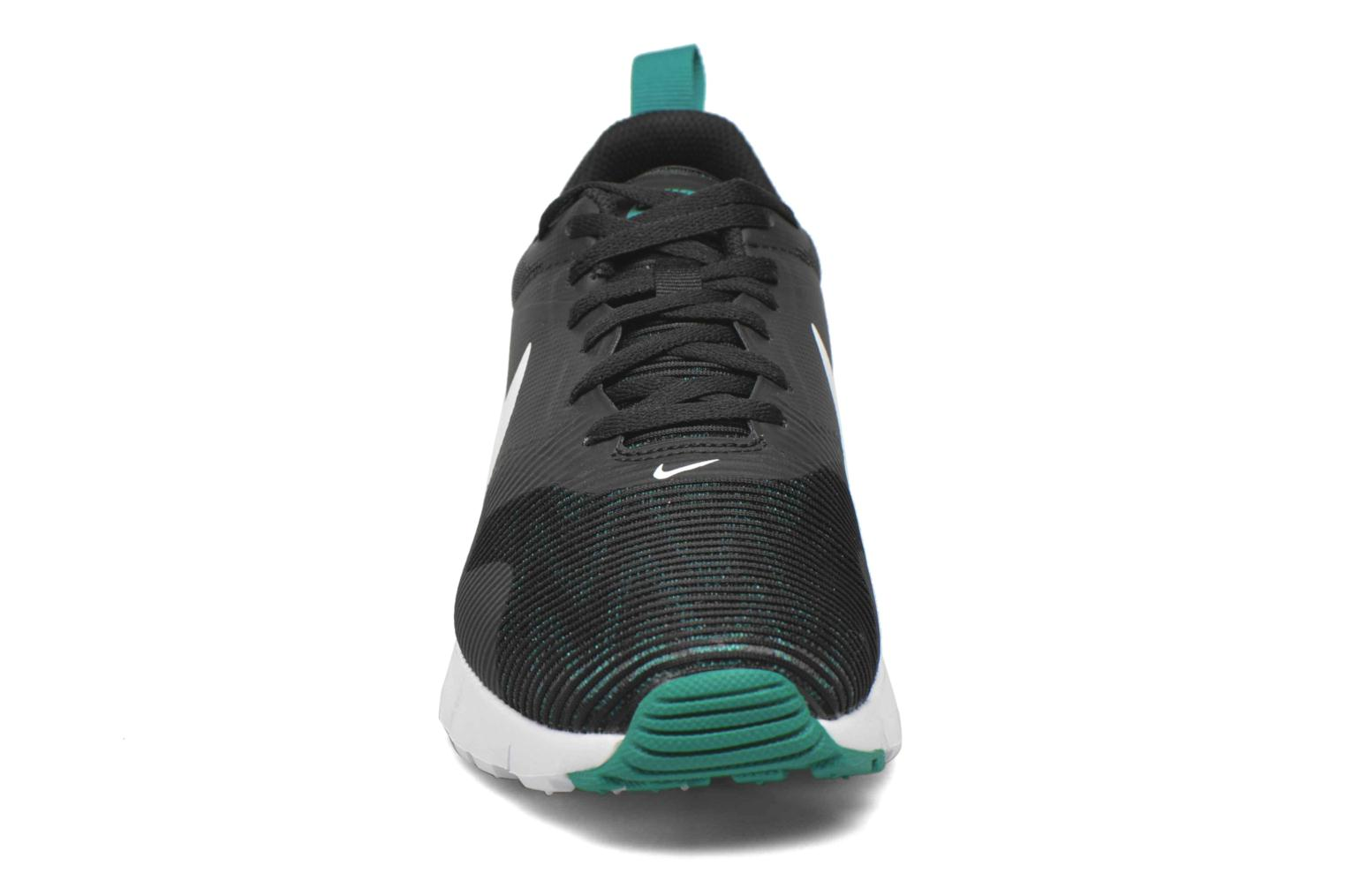 Nike Air Max Tavas (Gs) Black white-Rio Teal