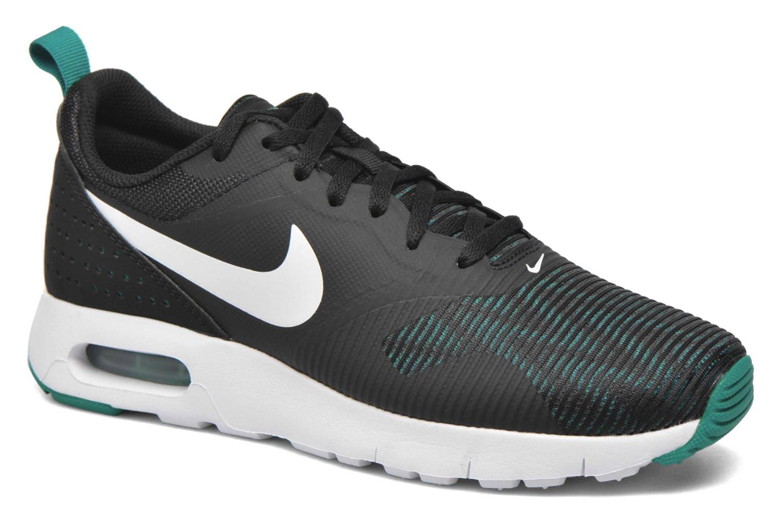 Nike Air Max Tavas (Gs) Black white-Rio Teal