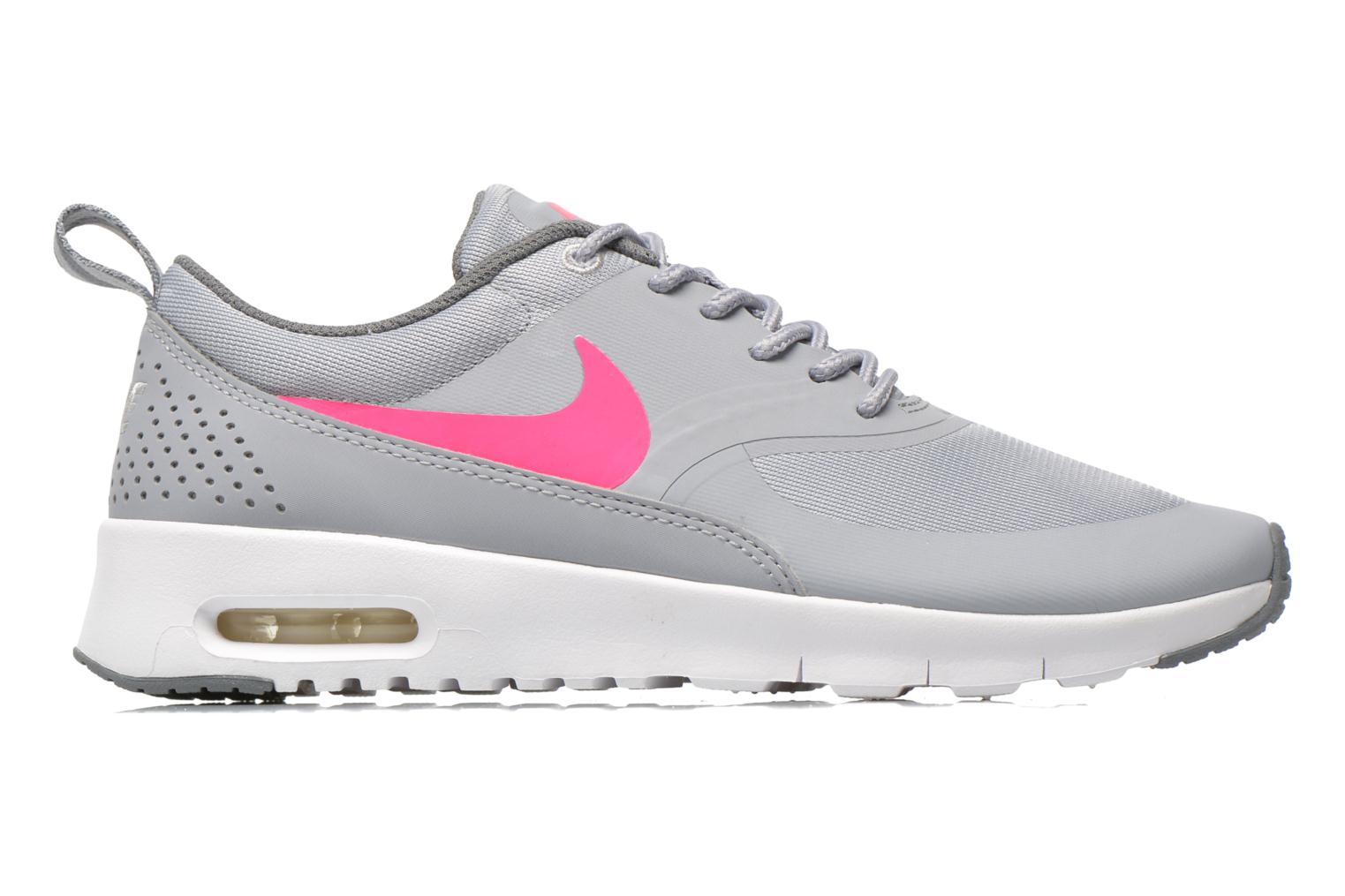 Nike Air Max Thea (Gs) Wolf Grey Hyper Pink-Cool Grey