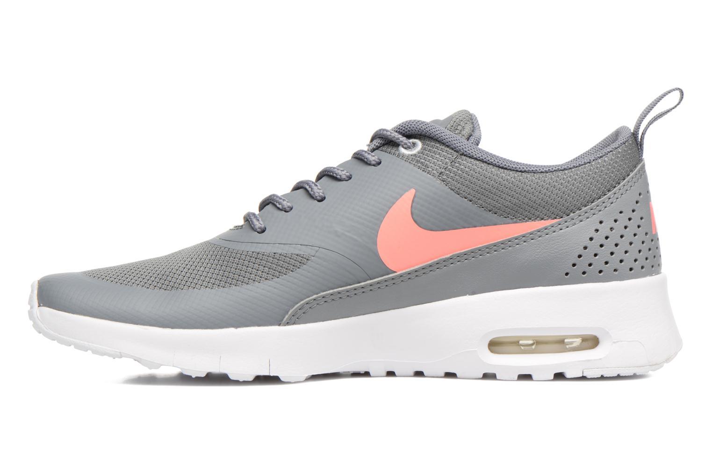 Nike Air Max Thea (Gs) Cool Grey/Lava Glow-Pure Platinum-White