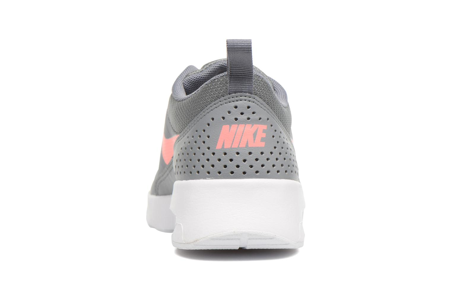 Nike Air Max Thea (Gs) Cool Grey/Lava Glow-Pure Platinum-White