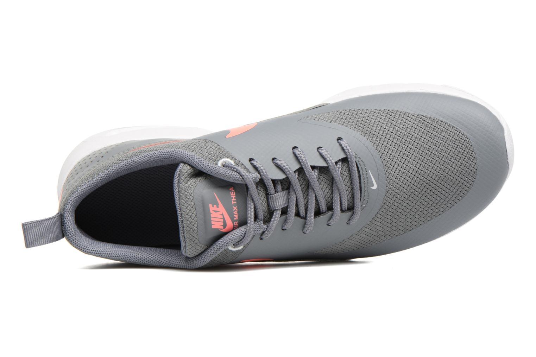 Baskets Nike Nike Air Max Thea (Gs) Gris vue gauche