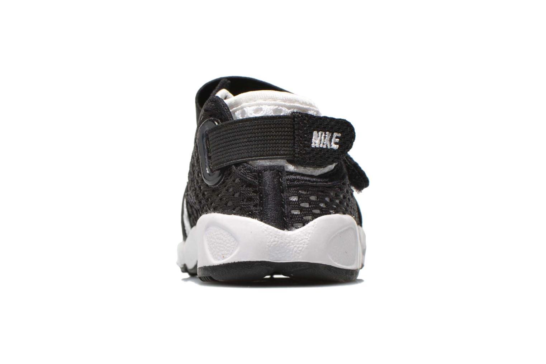 Baskets Nike Little Rift Br (Td Boys) Noir vue droite