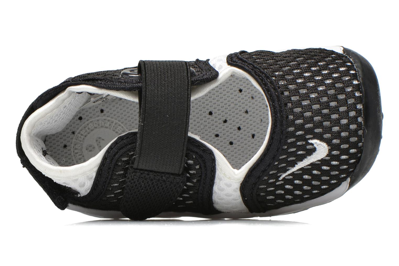 Baskets Nike Little Rift Br (Td Boys) Noir vue gauche