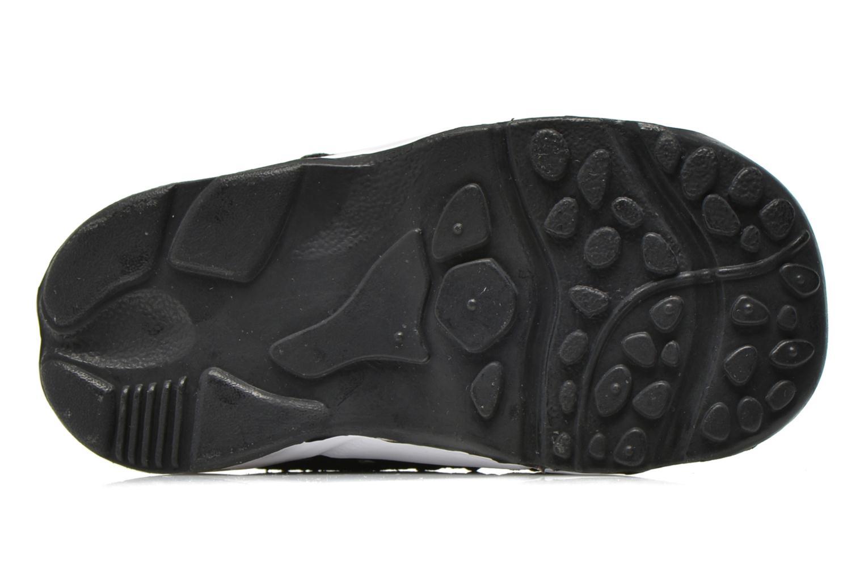 Baskets Nike Little Rift Br (Td Boys) Noir vue haut
