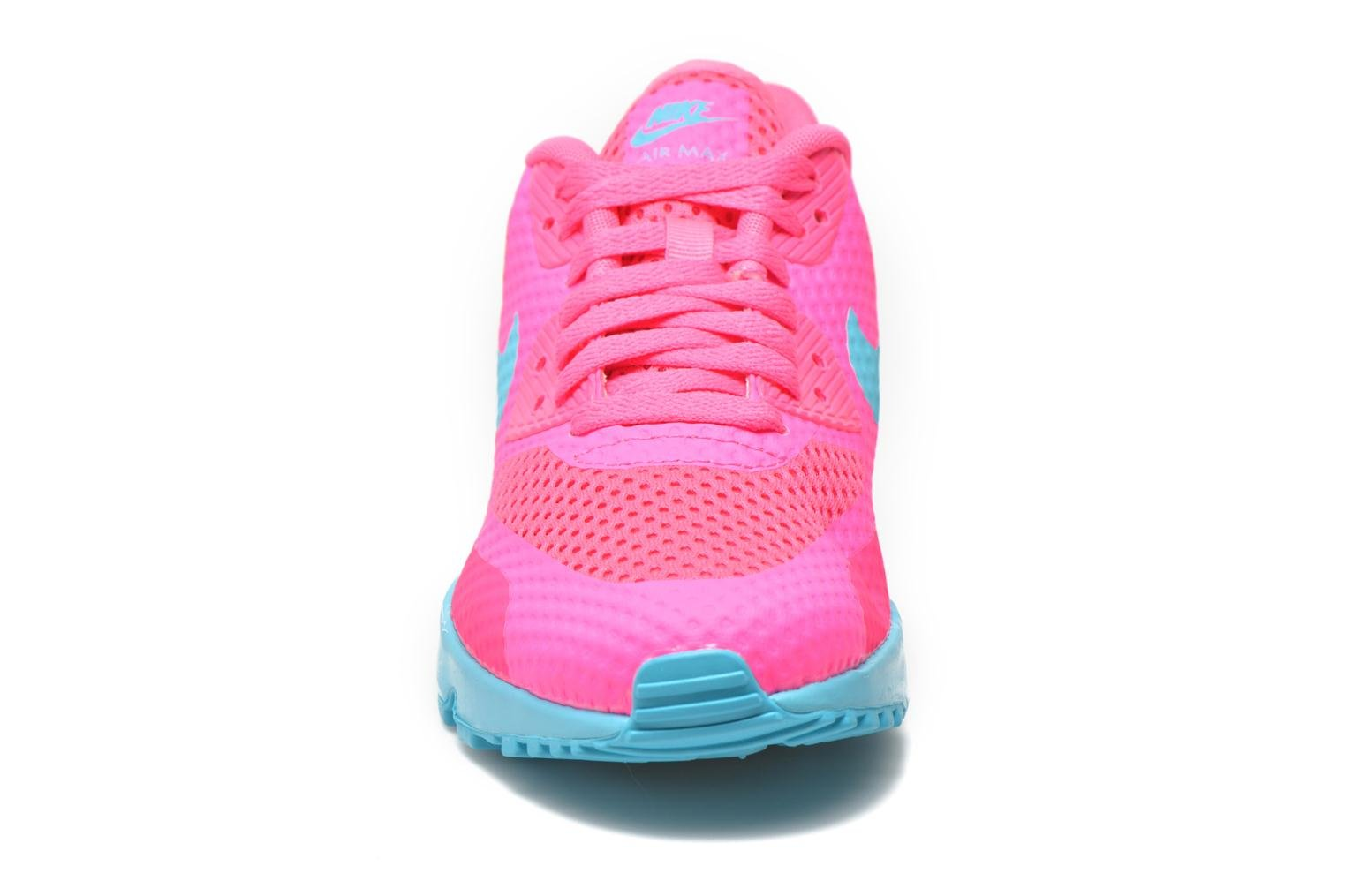 Nike Air Max 90 Br (Gs) Pink Blast Gamma Blue-Black