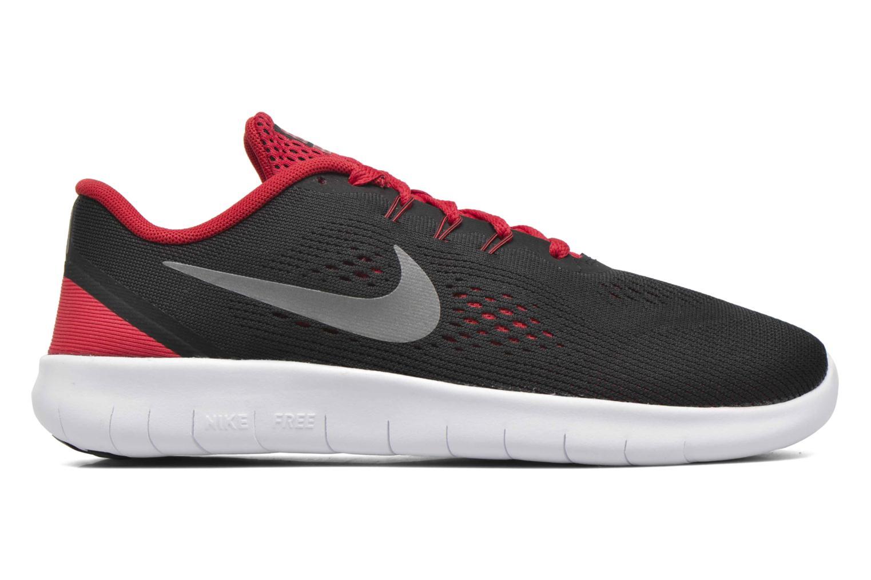 Deportivas Nike Nike Free Rn (Gs) Negro vistra trasera