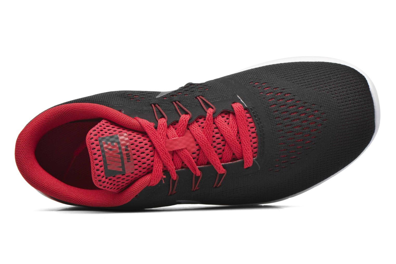 Deportivas Nike Nike Free Rn (Gs) Negro vista lateral izquierda