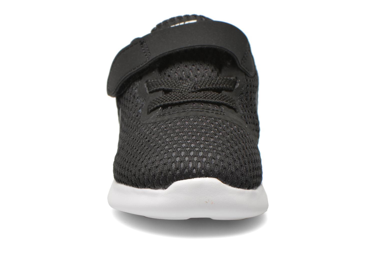 Nike Free Rn (Tdv) Black Metallic Silver-Anthrct