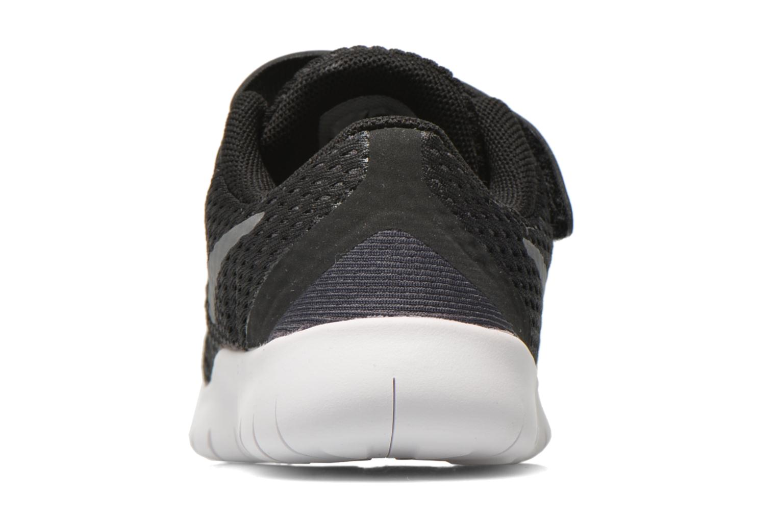 Trainers Nike Nike Free Rn (Tdv) Black view from the right